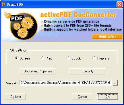 WORD轉PDF「PrimoPDF」免費且沒有浮水印 455061828_e3b3ea1e06_o