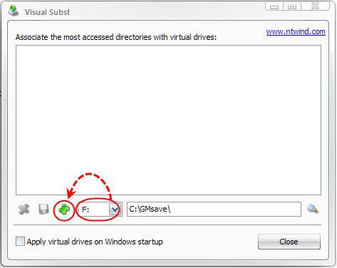[檔案工具] 快速開啟藏在硬碟深處的資料夾 - Visual Subst 447787288_bbd35ba65b_o