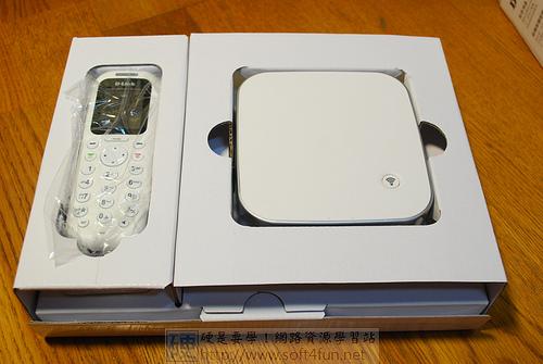 網路時代也要有一台 DHA-150 雙待機網路無線電話 3956184670_40ca402287