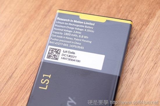 進擊的黑莓機 BlackBerry Z10 開箱評測 IMG_0795