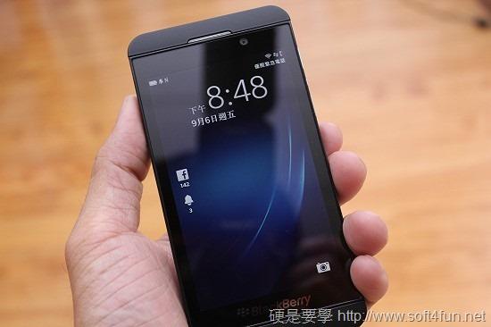 進擊的黑莓機 BlackBerry Z10 開箱評測 IMG_0837