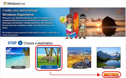 逗趣搞笑的 Windows 體驗包,帶你體驗世界各個角落 4369304993_5a246f6e72