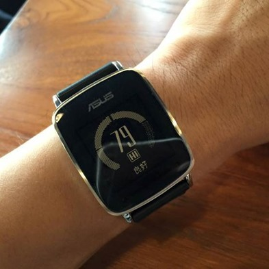 ASUS VivoWatch 運動手錶,電池續航超長,可測UV等級、心率 clip_image023