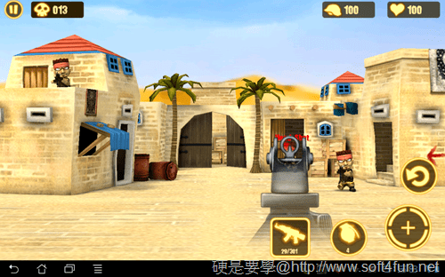 [Android遊戲] 火線突擊(Gun Strike)第一人稱射擊遊戲繁中版 [update] gun-strike-09