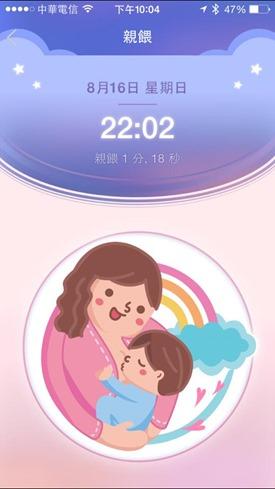 用 Baby Watch 紀錄寶寶的餵奶、換尿布和睡眠時間 11855914_10205631782567958_4944739190556090089_n