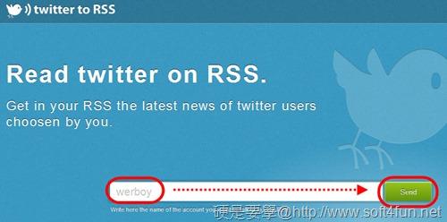 Read twitter on RSS:追推不用上 Twitter,直接把推文轉為 RSS 訂閱 Read_twitter_on_RSS_01