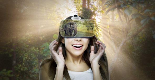 [評論] 用虛擬實境(VR)眼鏡看虛擬實境電影的心得與隱憂 samsung-gear-vr