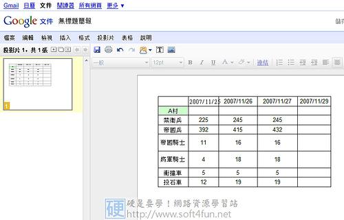 新功能!Google文件雲端剪貼簿,跨檔案貼上複製的內容 4367045001_7031d8e16c