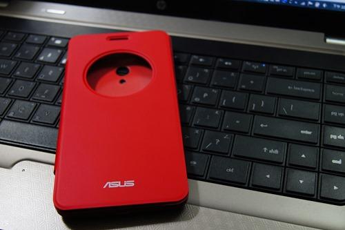 手機皮套也長智慧?! ASUS 原廠 Zenfone 智慧皮套實測 ZF4