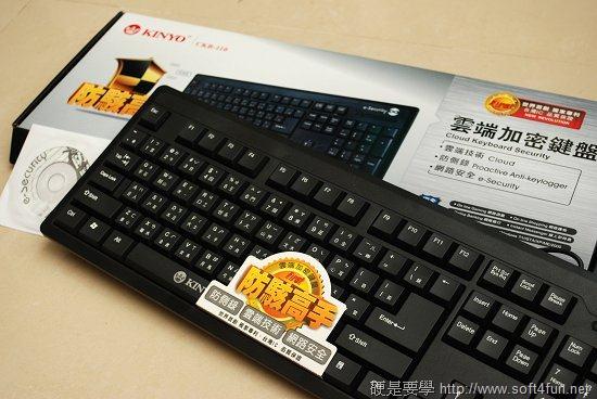 [評測] 防側錄 KINYO 加密鍵盤 CKB-101  DSC_0003