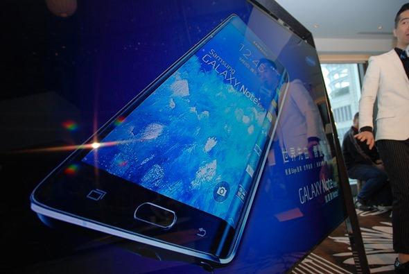多一個螢幕很不一樣!Samsung Galaxy Note Edge 正式在台灣發表 DSC_0003
