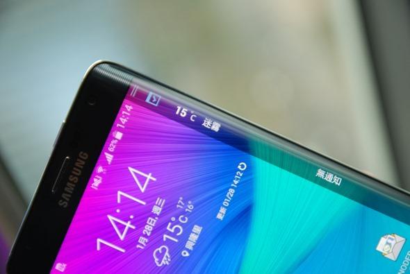 多一個螢幕很不一樣!Samsung Galaxy Note Edge 正式在台灣發表 DSC_0027