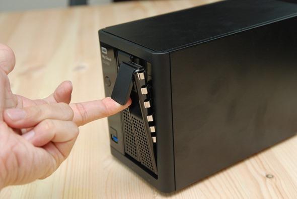 [評測] My Cloud Business DL2100 兼具商用穩定性、家用娛樂性的 NAS DSC_0064