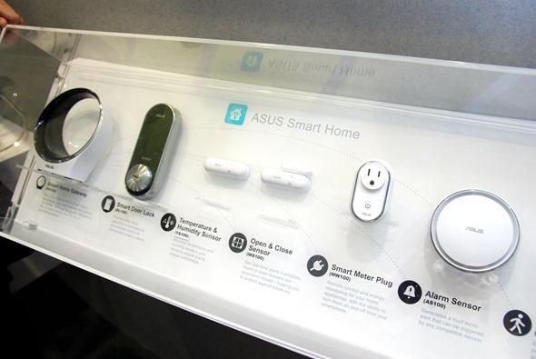 進軍智慧家居市場,華碩發表智慧家居系列產品 DSC_0039