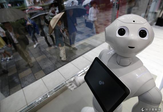 [早安! 地球] 日本推出「懂你的心」的機器人 98653919235b3399
