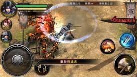 《光之三國》結合三國題材、無雙動作及卡牌養成系統國產遊戲強勢登場 image009