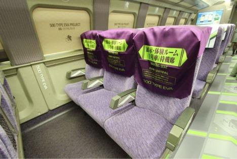 500 TYPE EVA 彩繪列車11/7發動!驚人內裝先睹為快 5624862916465