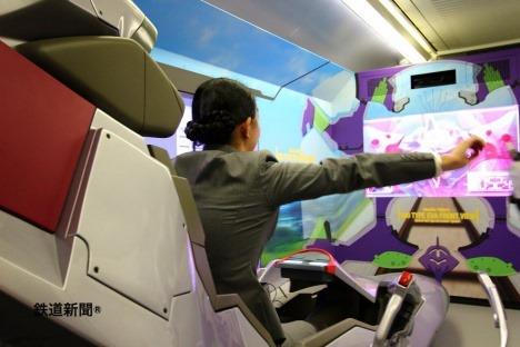 500 TYPE EVA 彩繪列車11/7發動!驚人內裝先睹為快 5624905248105