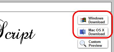 字型大補帖,收錄超過 60,000 種英文字型免費下載(含即時預覽功能) -10