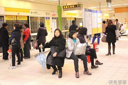 捷運新莊線通車試乘心得,全線7站走透透 IMG_2006