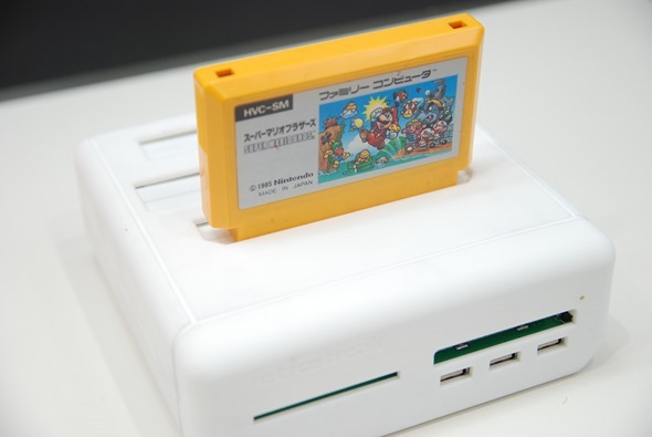 RetroFreak 遊戲主機,讓你重溫卡匣主機夢 DSC_0240