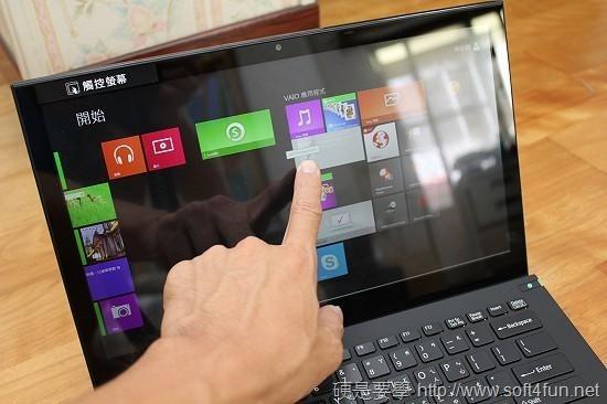 [評測] Sony VAIO Pro13 超輕薄碳纖維觸控筆電 clip_image025