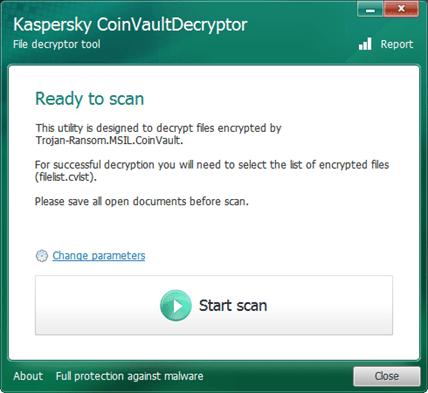電腦勒索檔案全加密!?Kaspersky CoinVaultDecryptor 給你一線生機 img-18_3