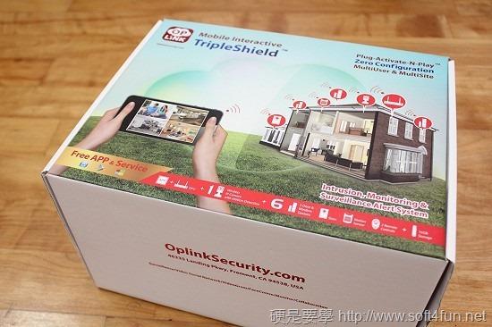 Oplink TripleShield All in one 雲端監控警報系統,居家、辦公皆適用 IMG_0605