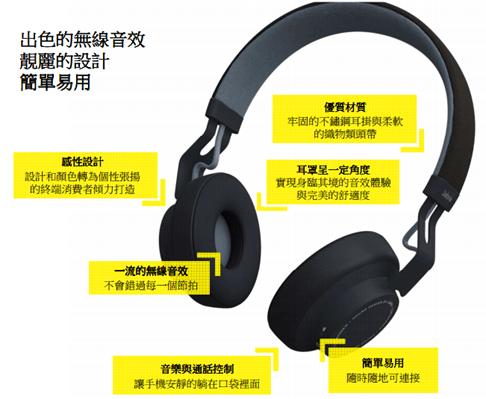Jabra Move Wireless 無線藍耳機體驗會與產品評測 image009