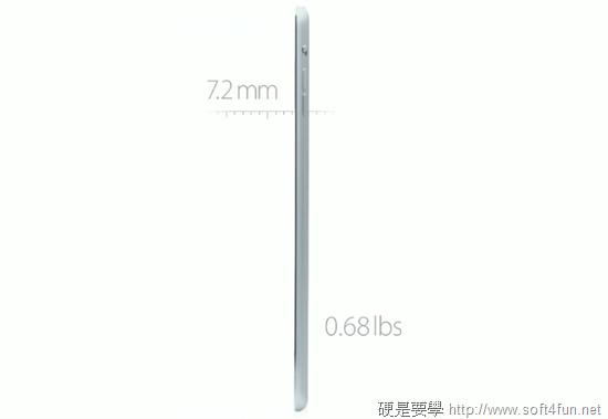 iPad mini 入手簡易指南,入手前先看清楚 thin