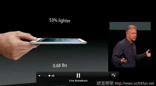 iPad mini 入手簡易指南,入手前先看清楚 weight