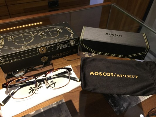 濾藍光眼鏡配鏡推薦:光明分子的眼鏡世界 MOSCOT107
