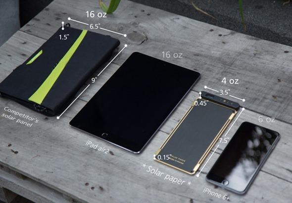 [科技新視野]Solar Paper世上最輕薄的太陽能手機充電板,只要有光就能充電! d503e408adaf7e50e2f1b5e66754d625_original