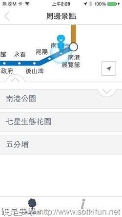搭車吧!台北:最方便的台北大眾運輸、uBike 資訊查詢 App(Android/iOS) 2014041802.28.11