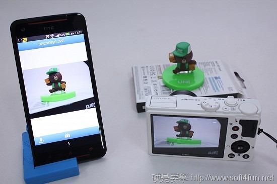 Wi-Fi記憶卡,免拔卡直接分享照片到 FB IMG_0537