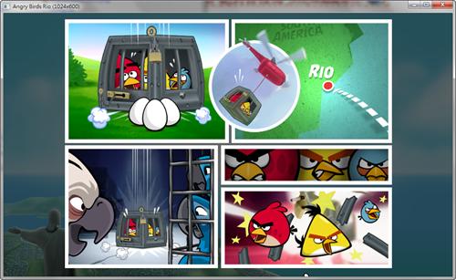 憤怒鳥:里約大冒險(Angry Birds:Rio)PC版出爐! -Angry-Birds-Rio-PC-03