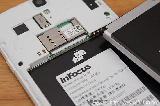 InFocus M320 評測,中高階規格以低階價格販售的超值手機 IMG_1768