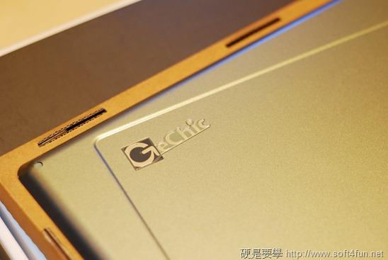 [開箱] GeChic 1302 行動延伸螢幕,雙螢幕也可以隨身帶 DSC_0026
