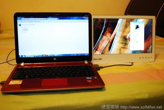[開箱] GeChic 1302 行動延伸螢幕,雙螢幕也可以隨身帶 DSC_0029