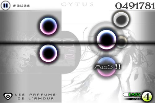 [iPad/iPhone遊戲] Cytus:舞動雙手指揮音樂,超高質感節奏遊戲 clip_image023