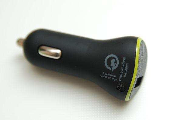 好快!QuickCharge 2.0 快速充電器充電速度快75% DSC_0057