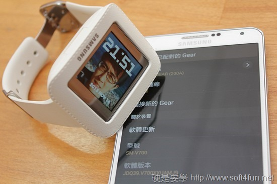 [評測] Samsung Galaxy Gear智慧型手錶動手玩 clip_image007