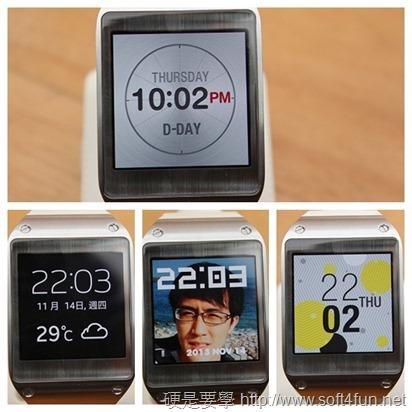 [評測] Samsung Galaxy Gear智慧型手錶動手玩 watch