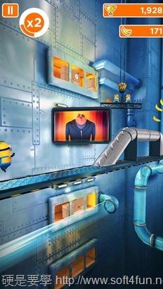 神偷奶爸2電影遊戲,可愛逗趣的小小兵陪你high翻暑假(Android/iOS) 7