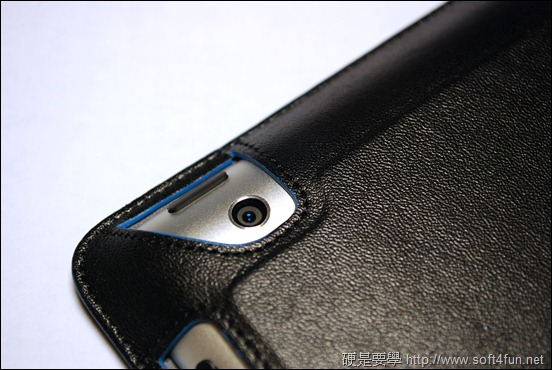 [開箱] 日系輕薄 New iPad 皮套 - Yogo ThinBook DSC_0036