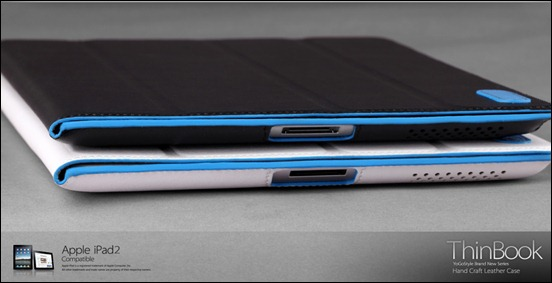 [開箱] 日系輕薄 New iPad 皮套 - Yogo ThinBook ipad2thinbook11