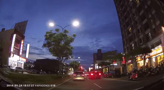 行車紀錄器安裝視角建議