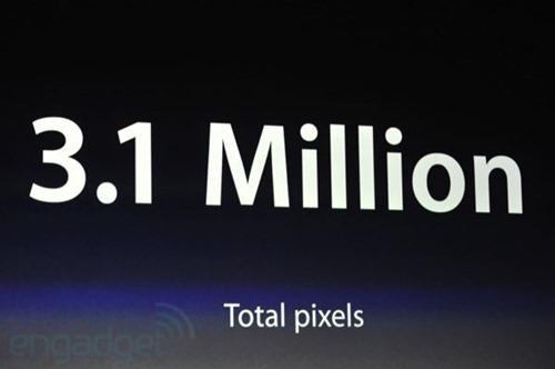 「The new iPad」規格總整理,16日正式開賣 PIXEL