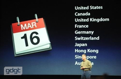 「The new iPad」規格總整理,16日正式開賣 onsale