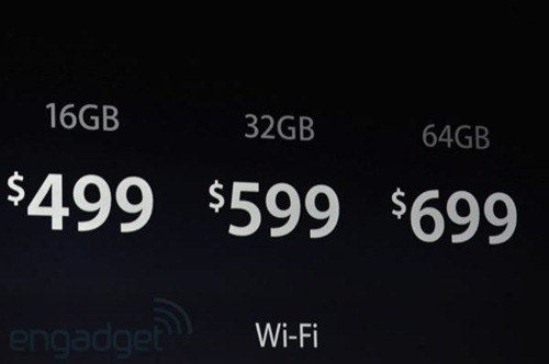 「The new iPad」規格總整理,16日正式開賣 price2